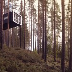 Treehotel Sweden: The Cabin - Photo © Treehotels