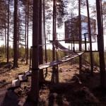 treehotel sweden mirror cube