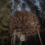 treehotel sweden Bird's Nest