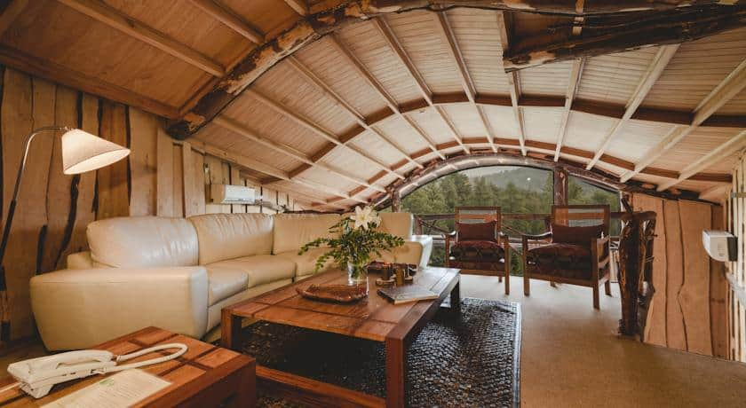 Tree House Hotel In Chile Nothofagus Hotel Amp Spa