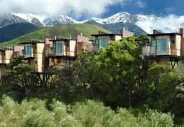 Tree house hotel in New Zealand: Hapuku Lodge & Tree Houses