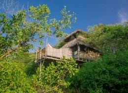 Tree house hotel in Tanzania: Saba Tree house hotel