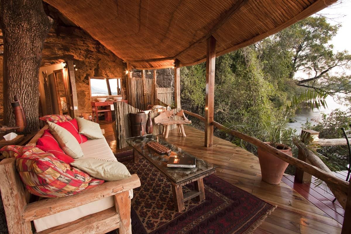 Treehotel In Zambia Tongabezi Tree House 004