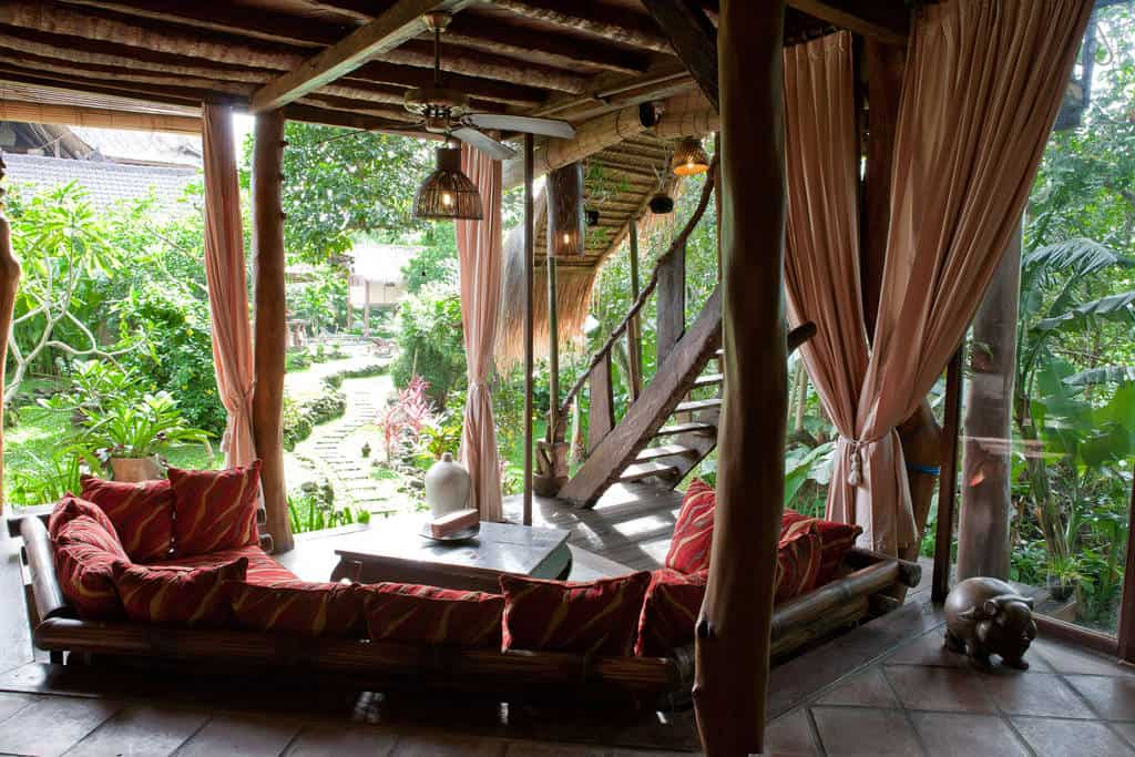 Treehouse in Bali In- Tree house Indonesia-005 - Tree ...