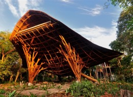Treehouse in Thailand: Soneva Kiri Resort Children's Activity and Learning Centre