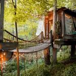 airbnb treehouse in Atlanta