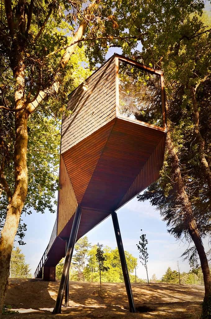 Pedras Salgadas Spa Tree houses - Tree houses in Portugal-003
