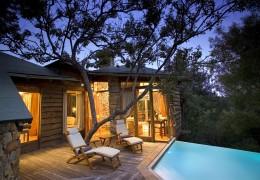 Treehouse Hotel in South Africa: Tsala Treetop Lodge
