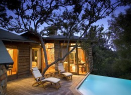 Treehouse Hotel in South Africa: Tsala Treetop Lodge