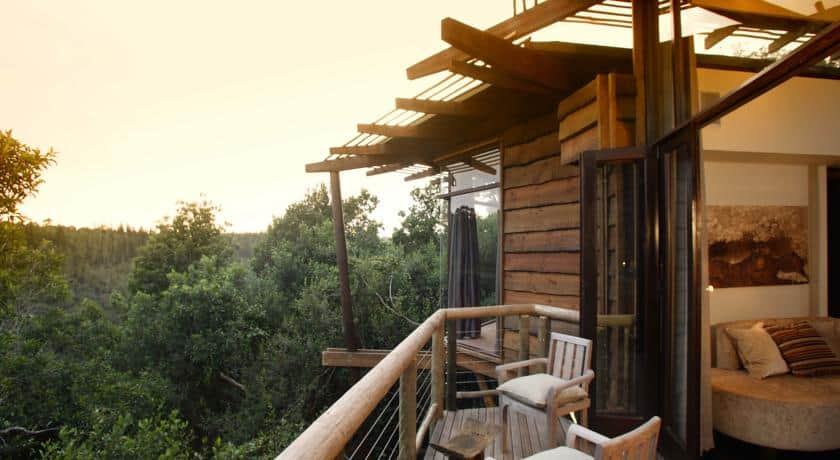 Treehouse Hotel in South Africa - Tsala Treetop Lodge-010