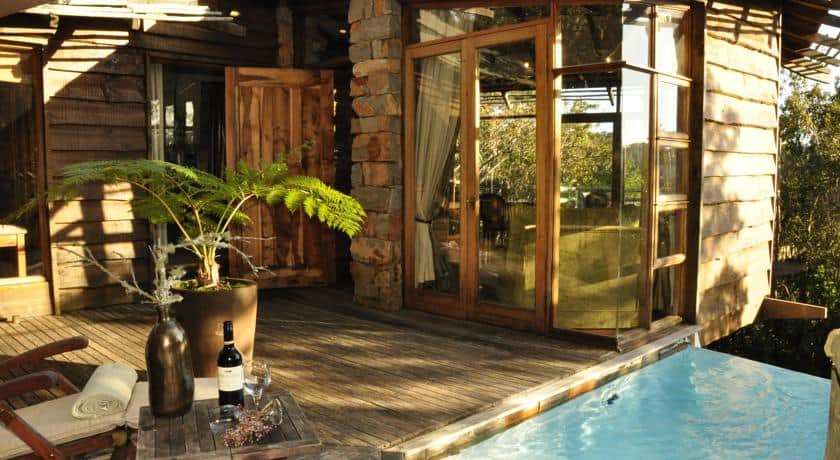 Treehouse Hotel In South Africa Tsala Treetop Lodge