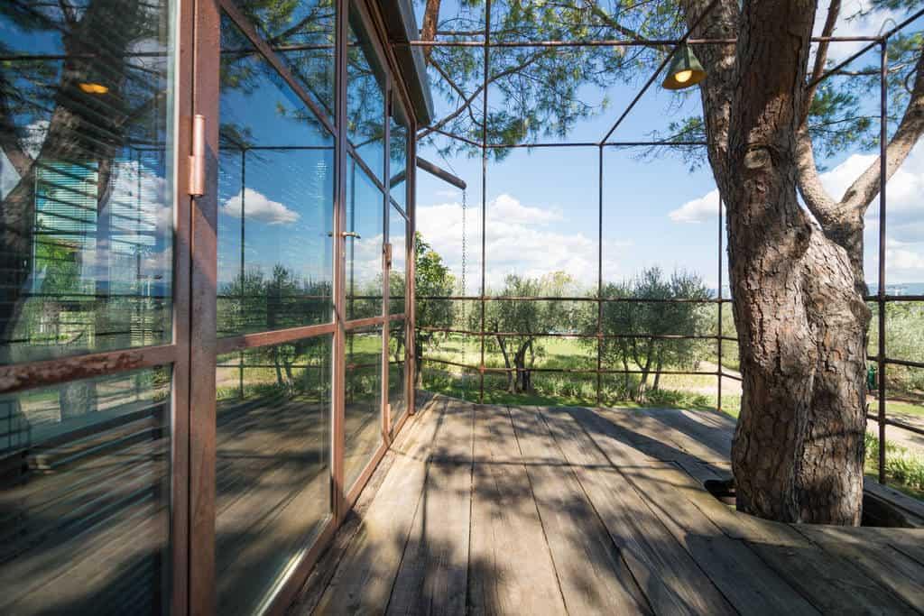 Treehouse in Italy: Casa Barthel