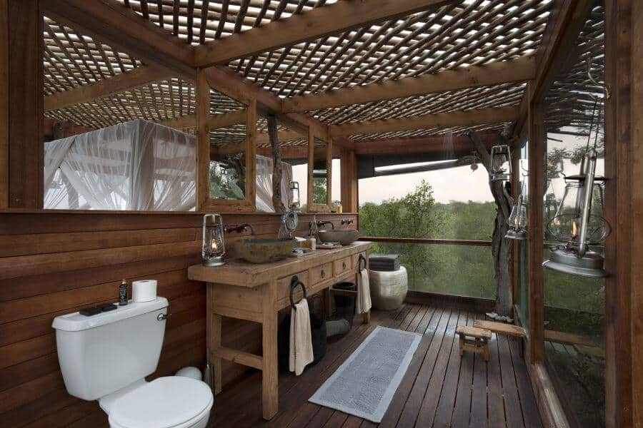 Tree House Hotel In South Africa Lion Sands Kingston
