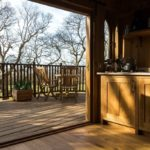 Treehouse in the UK: Hoots Treehouse